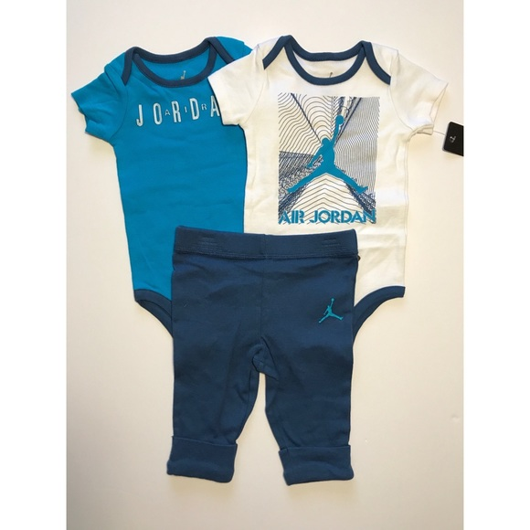 7e223ba74700 FIRM Nike Air Jordan 3 Pc Set 2 Bodysuits   Pants